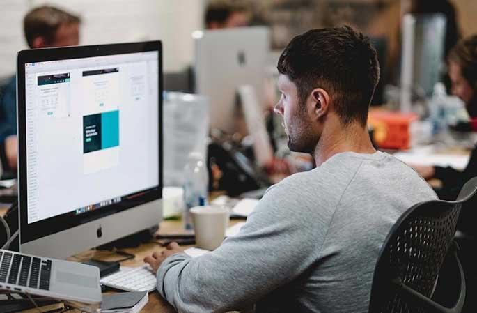 Boss website Design web designer
